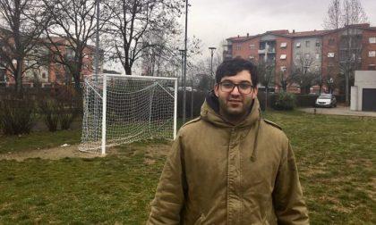 Ripristinato il campo da calcio, la soddisfazione di Forza Italia