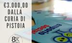 Emporio Sociale Quarrata, 3 mila euro dalla Diocesi di Pistoia