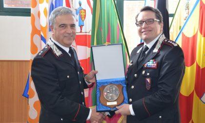 Poggibonsi, in congedo l'ex comandante dei carabinieri Cardiello