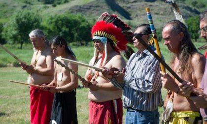 Vive a Campi l'unico rappresentante dei Lakota Sioux in Italia