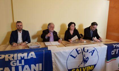 Susi Giglioli è il candidato sindaco della Lega a Castelfiorentino