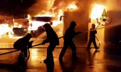 Incendio autobus Lamporecchio, le dichiarazioni della Copit