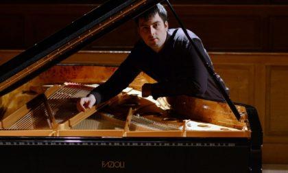 Il talentuoso pianista Yannick Van de Velde in concerto a Firenze