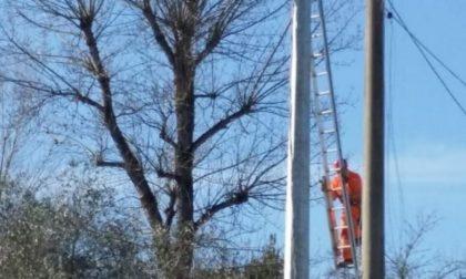 Interruzione del servizio elettrico giovedì a Lastra