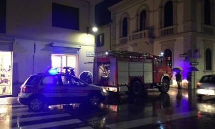 Fuga di gas in pieno centro a Sesto Fiorentino