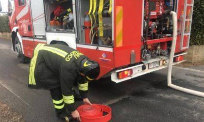 Ancora un incendio in una casa a Campi Bisenzio