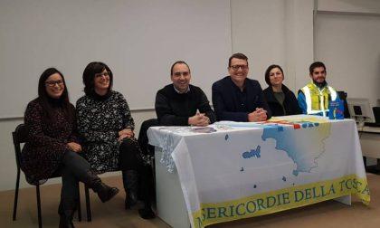 A Montemurlo si va a scuola di primo soccorso grazie al progetto Asso della Misericordia
