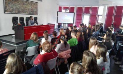 Incontro a Calenzano con le scuole medie sulla violenza di genere