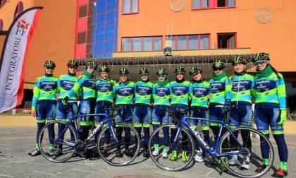 Ciclismo: l'Aromitalia Vaiano Basso ha concluso il ritiro