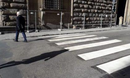 Attraversamento pedonale pericoloso a Firenze, Ataf e Cgil lanciano l'allarme
