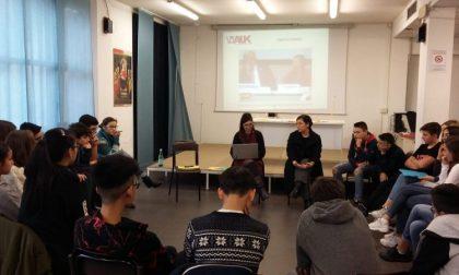 Ragazzi a scuola di cittadinanza attiva a Montemurlo