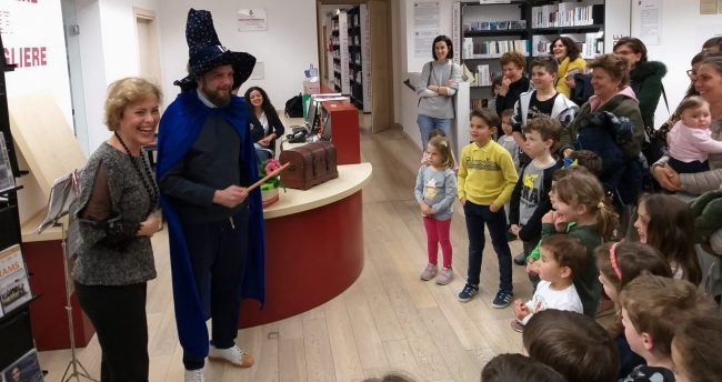Biblioteca comunale Poggibonsi: aperti nuovi spazi VIDEO