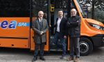 Sette nuovi minibus a Bagno a Ripoli