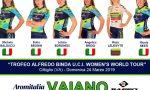 Trofeo Binda U.C.I. WWT: nuovo prestigioso impegno per la Vaiano ciclismo