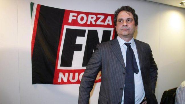 Presidio di Forza Nuova a Prato: per ora ha vinto la paura