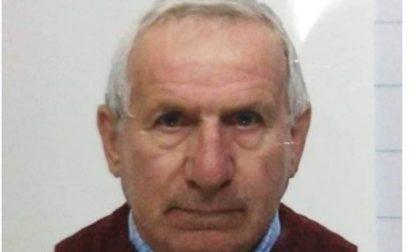 Ritrovato Piero Bartolozzi, era scomparso da casa lunedì