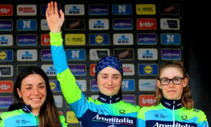 Ronde Van Vlaanderen: protagoniste le cicliste della squadra di Vaiano