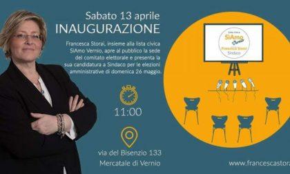 Presentazione ufficiale per la candidata Francesca Storai