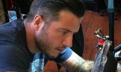E' campigiano il tatuatore delle star di Hollywood