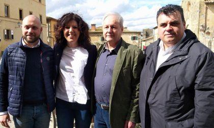 Insieme per Monteriggioni appoggia Giardini