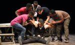 Teatro San Casciano, la prima compagnia fatta da richiedenti asilo FOTO