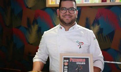 Il pizzaiolo quarratino Manuel Maiorano al top in Italia