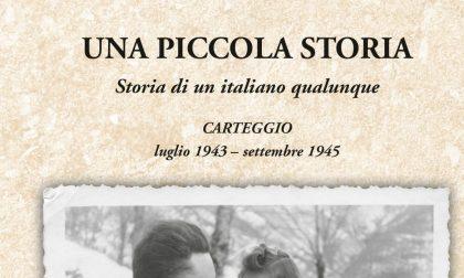 Il carteggio fra un tenente in guerra e la moglie diventa un libro a Bottegone
