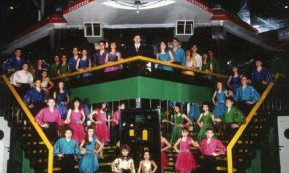 C'era la mitica discoteca Concorde