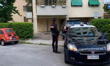 Tenta di rubare in nove garage in via Macallè: arrestato dai Carabinieri