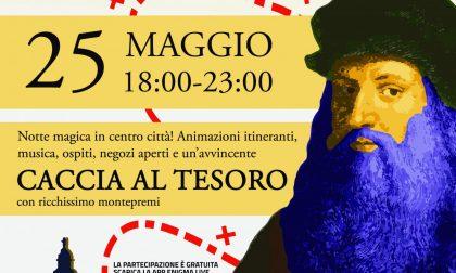 Notte Bianca di Leonardo a Firenze