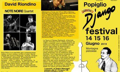 Da venerdì 14 a domenica 16 giugno torna Popiglio Django Festival