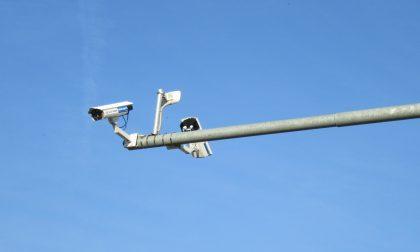 Due nuove telecamere ad Olmi e sul ponte torto di Casini