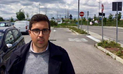 Accampamento in via delle Cicogne: Forza Italia invia una diffida al sindaco