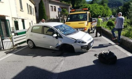 Incidente stradale a Terrigoli