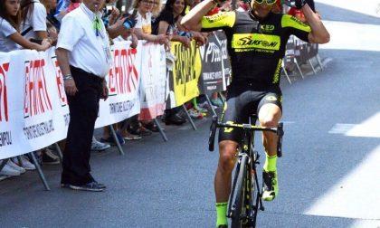 Giacomo Sansoni, di San Marcello Piteglio, ha vinto la competizione italiana di ciclismo Uisp, Amatori Strada 2019