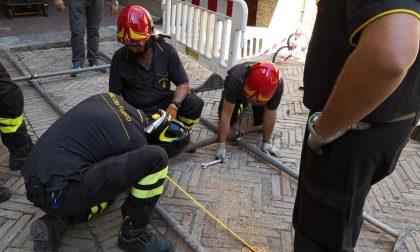 Palazzo comunale San Gimignano: ultimate le opere di messa in sicurezza