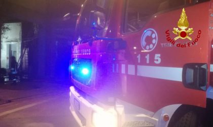 Incendio in una casa a Poggibonsi