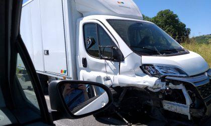 Incidente 429: grave un motociclista
