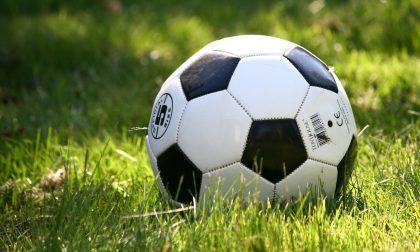 Partita di calcio tra gli atleti della Virtus e i detenuti di Ranza