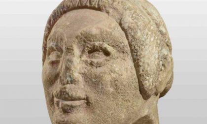 """""""Testa Lorenzini"""" da domani il capolavoro al museo archeologico nazionale"""