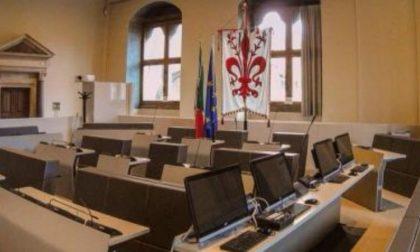 Insediamento del Consiglio comunale di Firenze