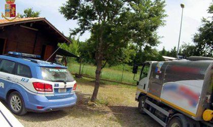 Trasporta rifiuti senza autorizzazione: denunciato dalla Polizia