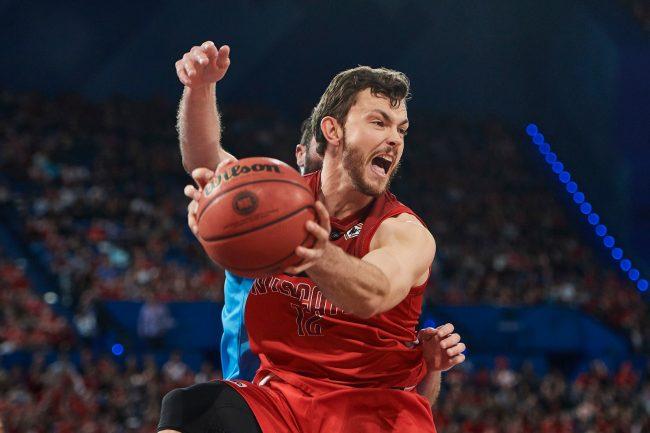 Pistoia Basket fa bingo con Angus Brandt