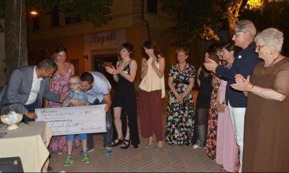 Cena di Gala Viamaestra, donati in beneficenza 1800 euro