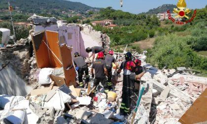 Crolla palazzina all'Elba, due deceduti
