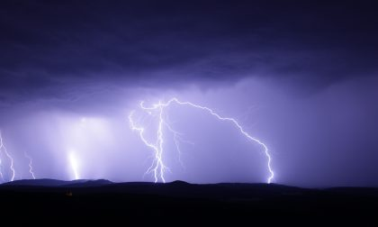 Allerta meteo per temporali su tutta la Toscana