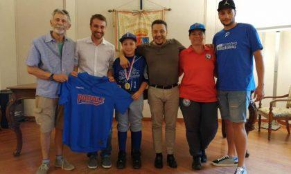 Jordan Ariani: il campione europeo sestese ricevuto dal Sindaco