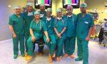 Urologia in 3D per tumore al rene. Primo intervento al Santa Maria Annunziata