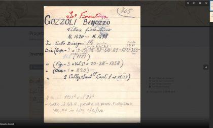 Uffizi: online il catalogo della Collezione Santarelli
