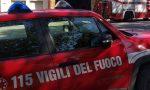 Incendio in un bilocale nel Chianti